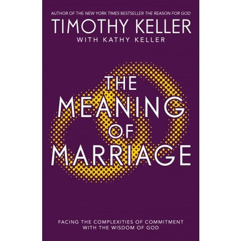Meaning Of Marriage (Paperback)