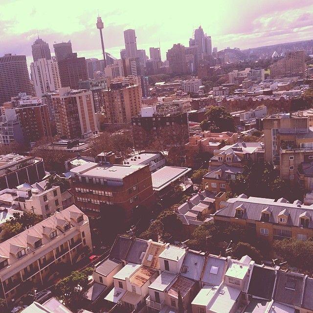 Love my city | Sydney Harbour glimpses