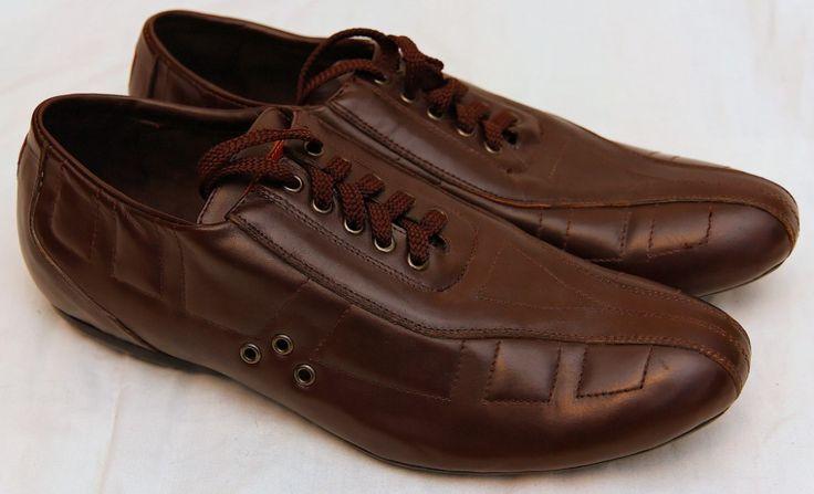 Туфли Louis Vuitton LV кожаные 40-41 размер коричневые #18366    Туфли Louis Vuitton LV кожаные 40-41 размер коричневые #18366 Из натуральной кожиЦена снижена - распродажа