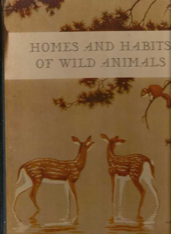 Homes and Habits of Wild Animals: North American Mammals W.A. ...