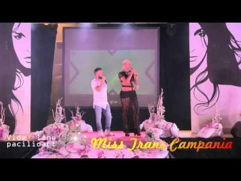 SPECIALE MISS TRANS CAMPANIA 2015/2015 : Strepitoso successo al ristorante La Rosa rossa Boscotrecase con Annalisa Improta - Videoline PacilioArt