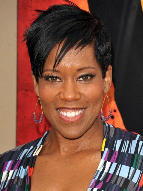 Regina King....a long way since 'Boyz in tha Hood'....