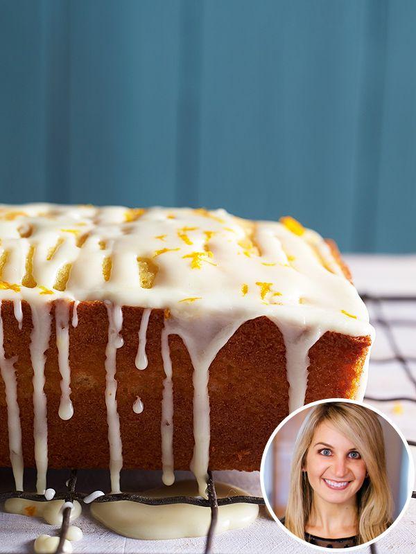 Sally's Baking Addiction: How to Make Irresistible Glazed Orange Pound Cake http://greatideas.people.com/2015/04/01/orange-pound-cake-recipe/