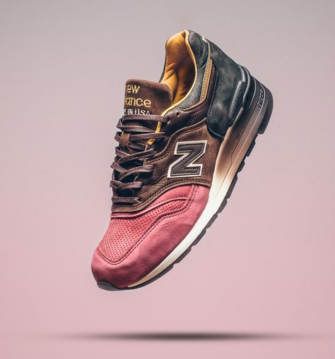 "New Balance M997DWB ""Home Plate"" Pack"