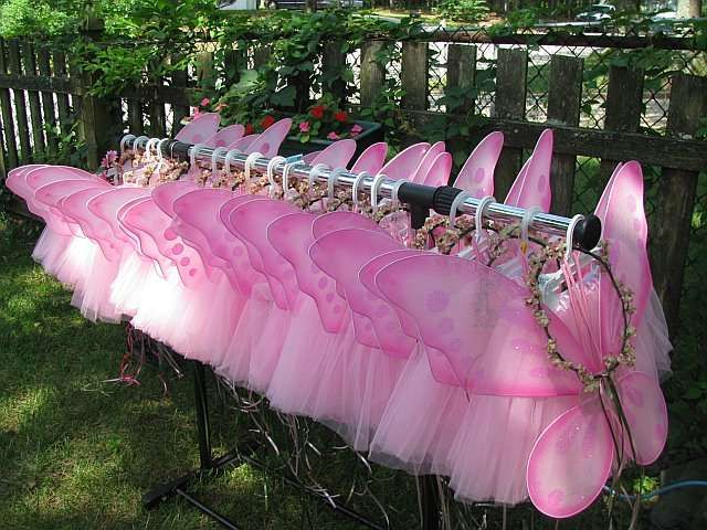 Fairy Tea Party Birthday Party Ideas | Photo 2 of 16 | Catch My Party