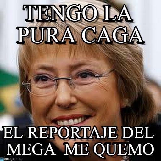 Bachelet meme (http://www.memegen.es/meme/7t7dd9)