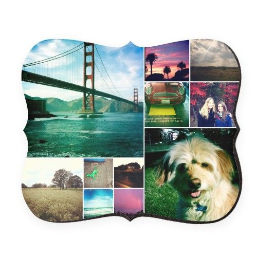 Collage Squares Mouse Pad   Custom Mouse Pads