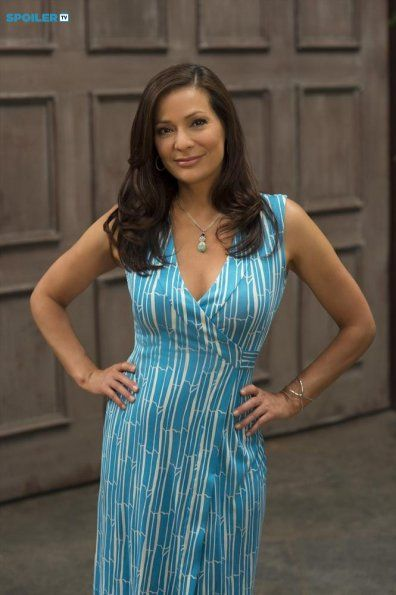 Constance Marie as (Regina) #SwitchedAtBirth