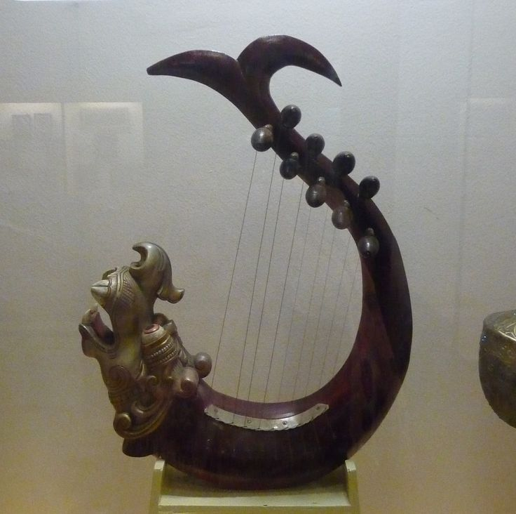 19 South Indian musical instrument