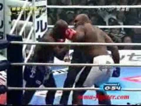 Mike Tyson VS Bob Sapp Best Promo Video