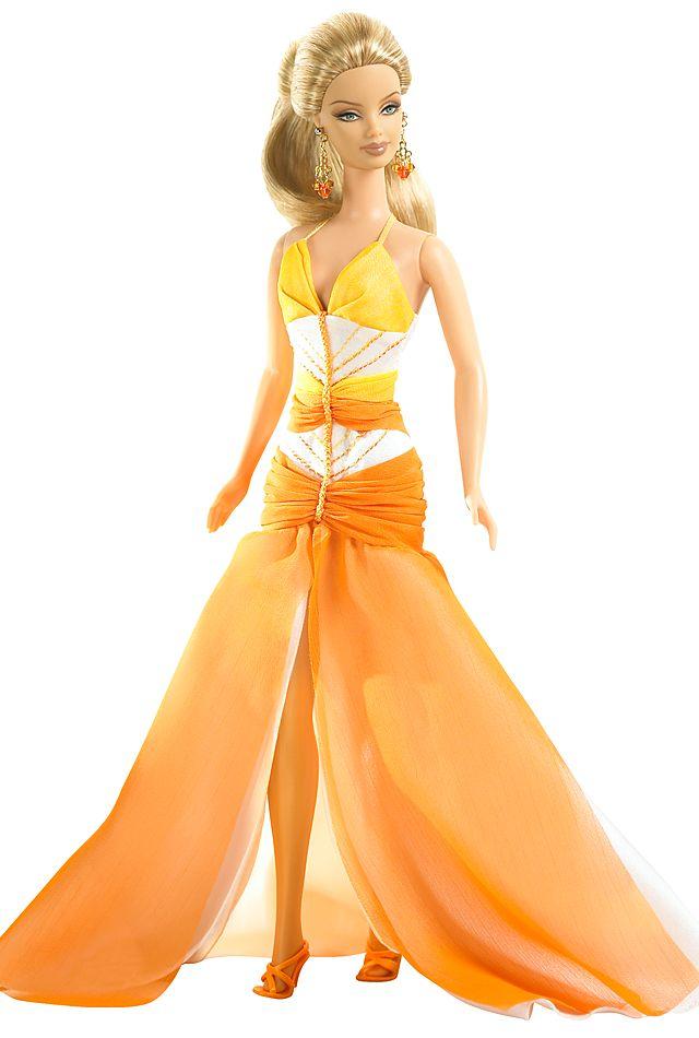 2006 I Dream of Summer™ Barbie® designed by Sharon Zuckerman SILVER LABEL