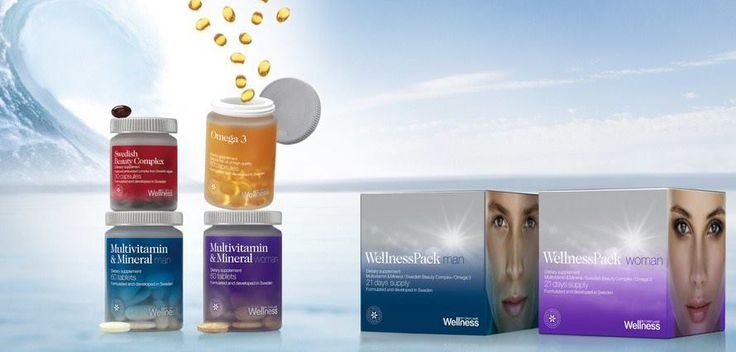 wellness pack za muskarce i zene, omega 3.