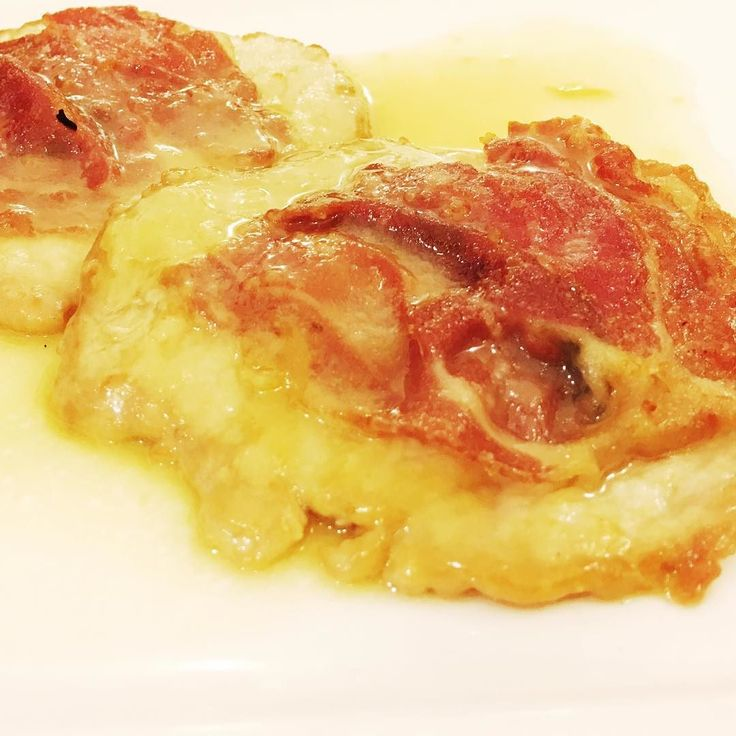 Saltimbocca alla romana thin slices of veal with cheese ham and sage! The literal translation of saltimbocca is jump in the mouth and thats precisely how Nariiii described this combination!!  #ruchyum #ruchyumtravel #rome #italy #italianspecialities #eeeeeats #nomnomnom #foodstagram #foodprnshare #thedailybite #veal #saltimbocca #foodstagram #foodphotography #foodporn #foodpics