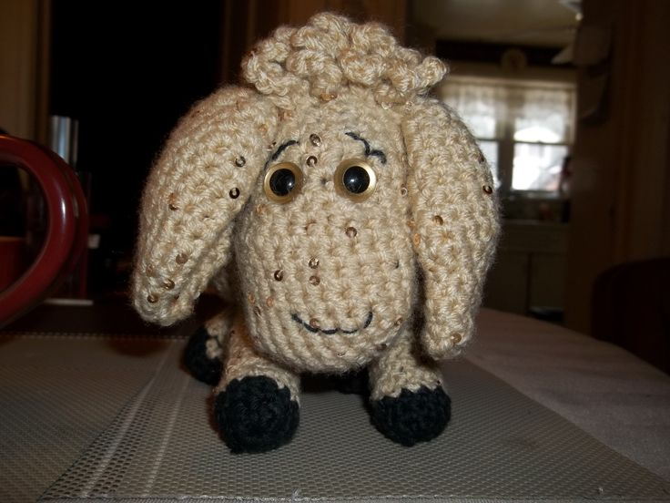 Lamb Premium pattern from  Mama Jo's Inspired by Love