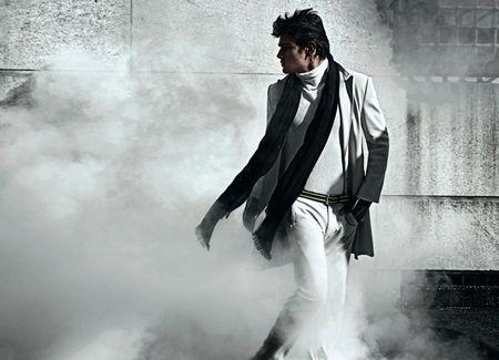 КАМПАНИЯ Karmen Pedaru и Марлон Тейшейра для Emporio Armani осень 2010 от Марио Сорренти. www.imageamplified.com, усиленные изображения (7) ...