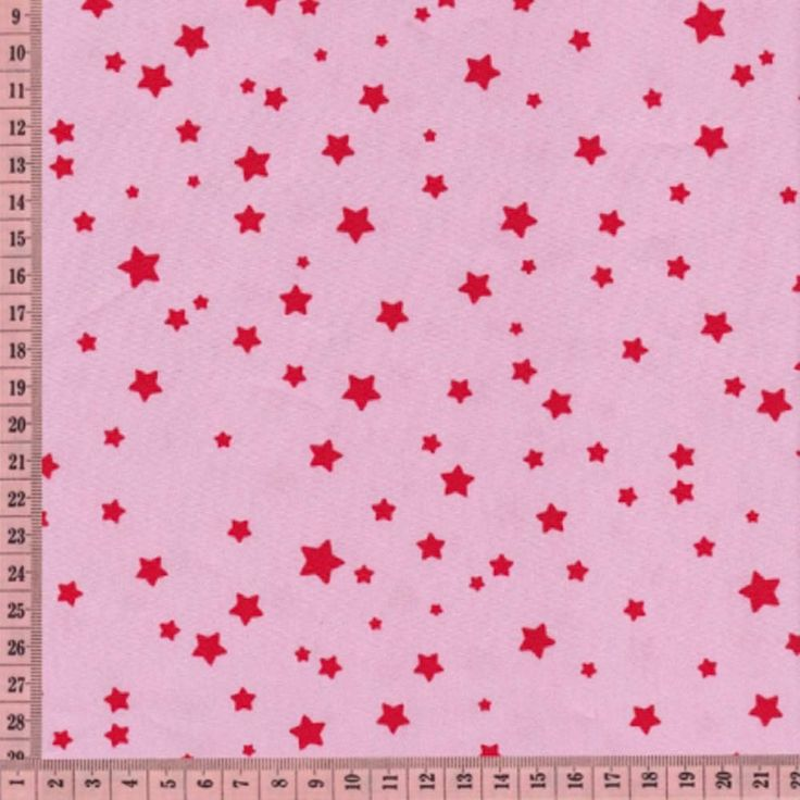 Une popeline toute douce, impriméeen France et qui plus est,certifiée OEKO-TEX*  Ce tissu est en 150 cm de laize pour que vous puissiez y réaliser toutes vos pochettes, sacs, robes à petite ou grande échelle !    L'unité étant de 10 cm, pensez à faire la conversion.  Ex : pour 10 cm saisissez1 dans la case quantité, pour 1,30 mètre saisissez 13Minimum de commande :10 cm. 1,80 € http://www.lafolleadresse.com/mercerie/2239-popeline-poussieres-d-etoiles-rouges-sur-fond-rose.html