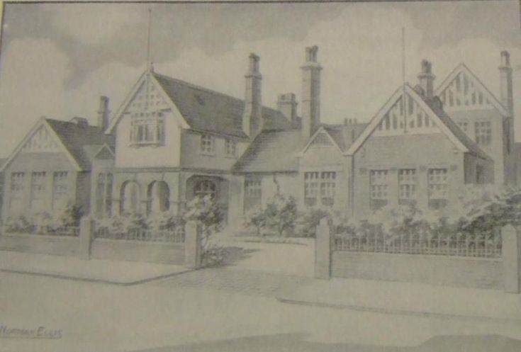Southend Timeline-Southend Victoria Hospital - Southend lost the first building that formed the very first hospital in the town. Although the very modern Southend General hospital in Prittlewell Chase had been in use for many years this original building in Warrior Square was retained by the NHS as a clinic.  Finally running out of lives in 1978 when it was demolished.  Making way for car parking around the Warrior Square Swim Centre.