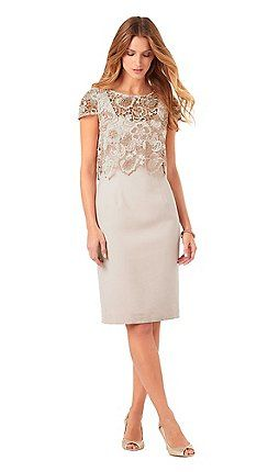 Phase Eight - Juno Lace Dress