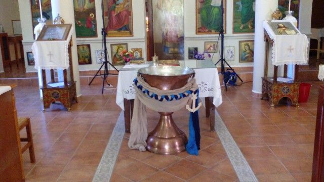 Decor baptism