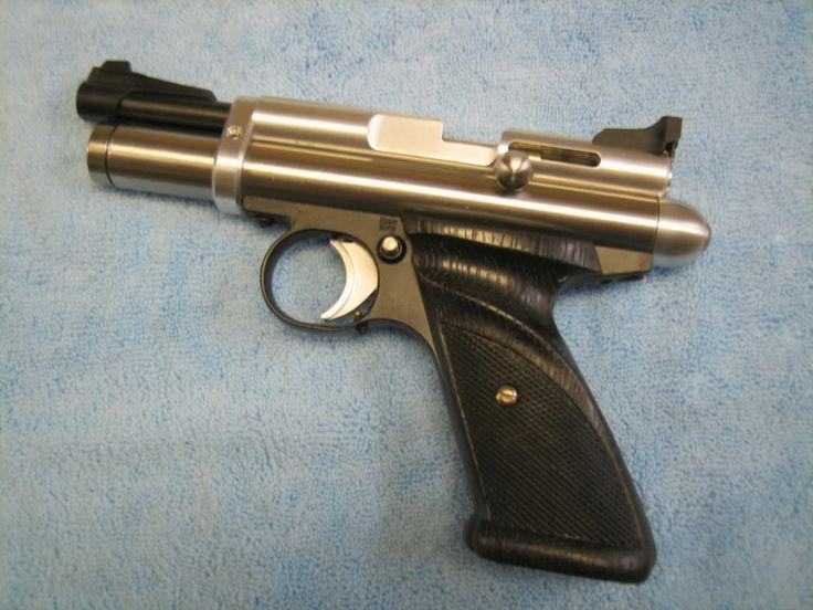 """A futuristic Crosman 2240 custom """"Sub Compact"""" CO2 .22 Air Gun"""