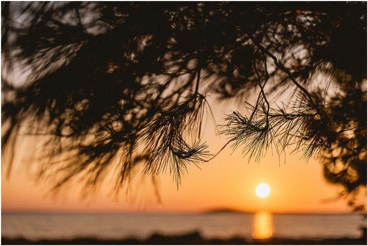 island pag wedding photographer croatia slovenia novalja zrce nika grega destination elopement sunset beach seaside #ido #gettingmarried  #wedding #bride #grom #enlopement #engaged #weddingplanner | Nika and Grega destination wedding photographers
