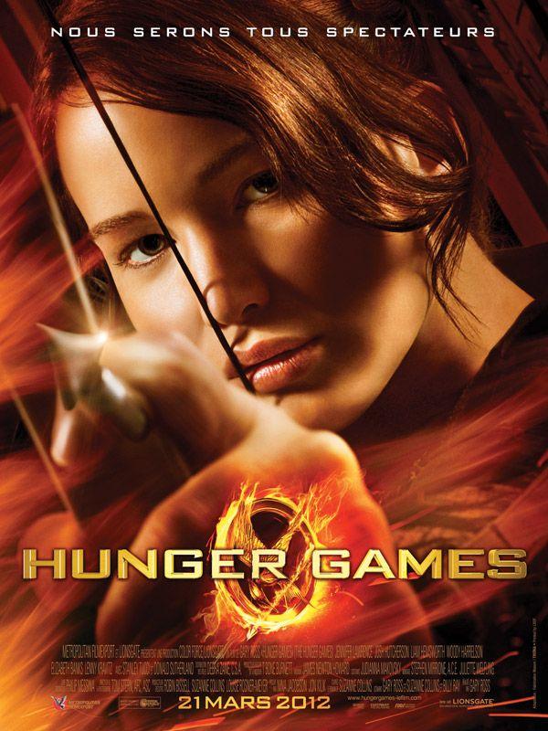 Hunger Games est un film de Gary Ross avec Jennifer Lawrence, Josh Hutcherson. Synopsis : Chaque année, dans les ruines de ce qui était autrefois l'Amérique du Nord, le Capitole, l'impitoyable capitale de la nation de Panem, oblige chacun d