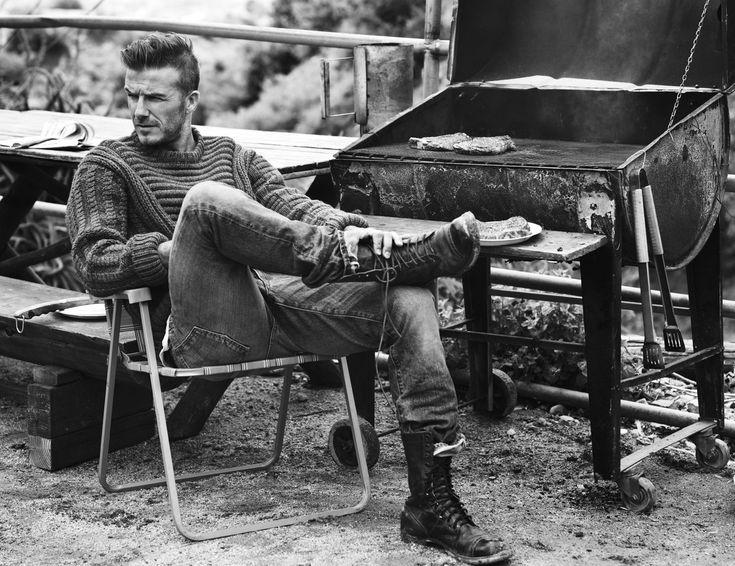 David Beckham Style, Editorial