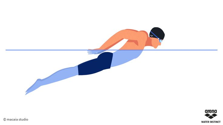 There are two leg kicks in butterfly, but most people learning this stroke only make one. This makes swimming the butterfly more tiring and less efficient...