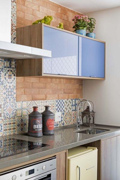 apartamento decorado designer Adriana Fontana. Blog Achados de Decoração