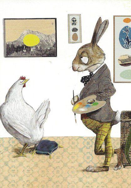 17 best Ostern im Kinderpostershop images on Pinterest | Kaninchen ...