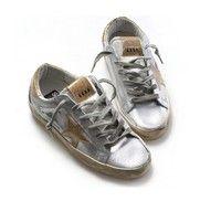 Wish | Italy Golden Goose Nuove Silver Women Men Casual Shoes Genuine Leather GGDB Shoes Scarpe Da Ginnastica Donna