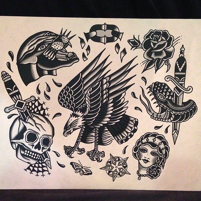 Nice tattoo flash
