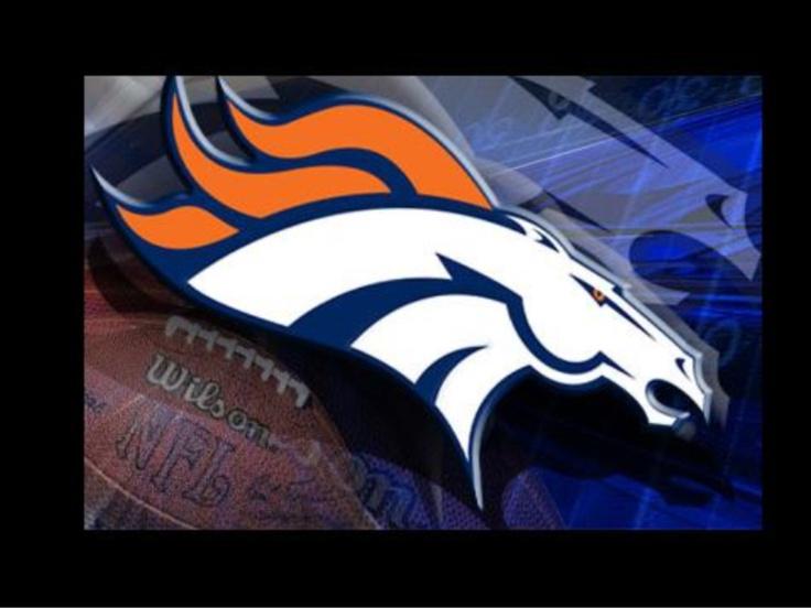 Denver Broncos - my pick for the Super Bowl .....
