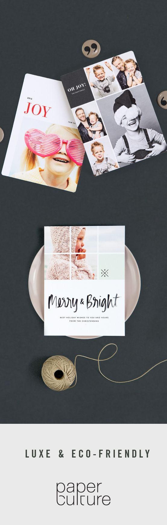 Christmas Cards No Photo Personalized