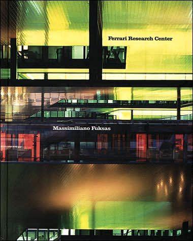 Massimiliano Fuksas: Ferrari Research Center