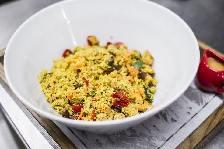 Tabulè di verdure: la ricetta perfetta per un'insalata estiva