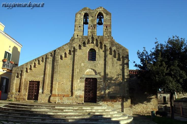 Villamar - San Pietro Apostolo