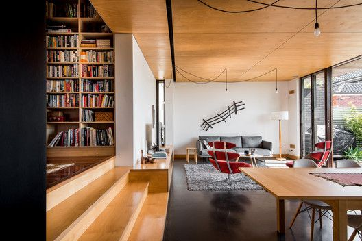 Gresley Monk Residence / Gresley Abas Architects  Justine Monk Design