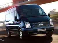 Ford Transit Van available at T.C.Harrison Ford Commercial Vehicles - Derby, Peterborough, Derbyshire.