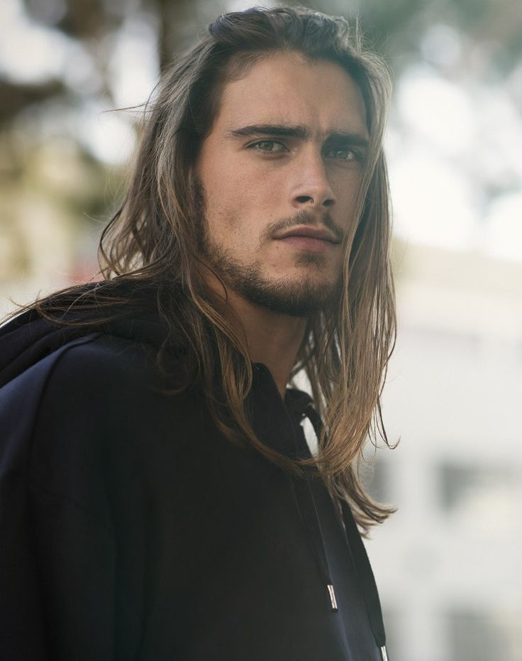 Hot Guy Blonde Guys Long Hair Styles Men Character Inspiration