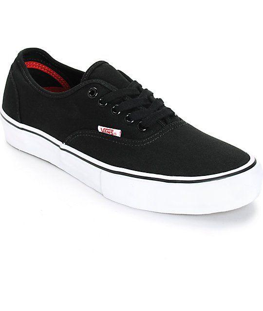 Vans Authentic Pro Skate Shoes (Mens)
