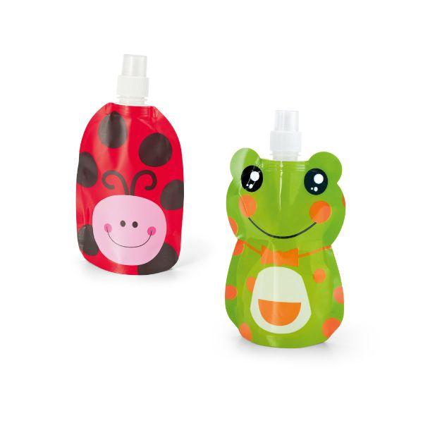 Botella infantil plegable [09-94604] - 1.00€ : Cosas43,