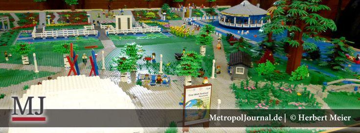 (NM) Neumarkter LEGO®-Bastler im Bayerischen Fernsehen - http://metropoljournal.de/?p=8900
