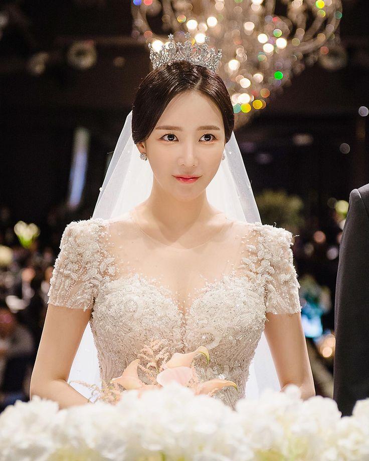 true.yena in 2020 One shoulder wedding dress, Wedding