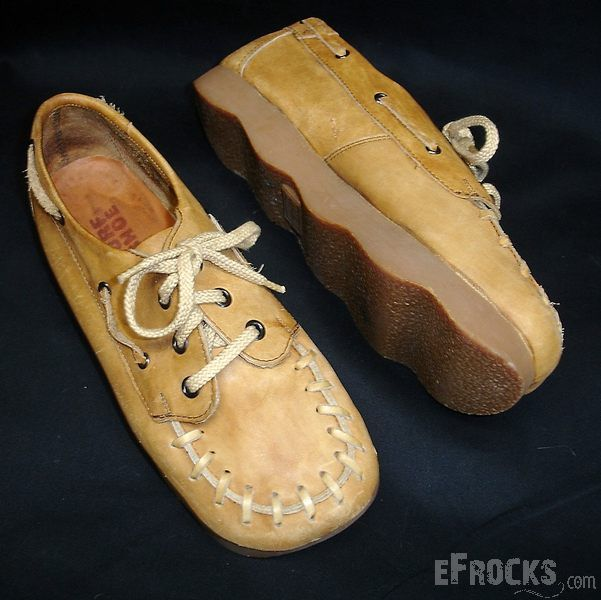 Vintage Earth Shoes For Sale