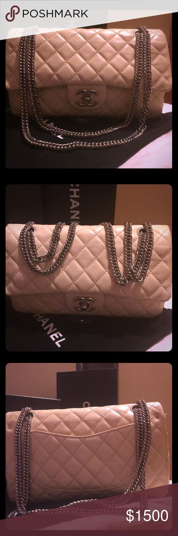 Additional Pictures of Chanel bag on SALE‼️‼️‼️‼️ Additional pictures of Chanel bag. For some reason it didn't allow me to add pictures to the original listing. Please purchase here. Please do not send offers. Price is firm and final. CHANEL Bags Shoulder Bags