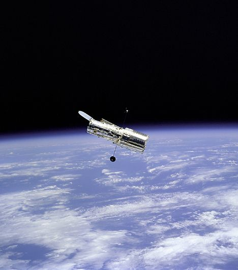 A Hubble űrteleszkóp