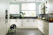 Urban Oyster #Kitchen will looks amazing and sreamlined look gives within kitchen.