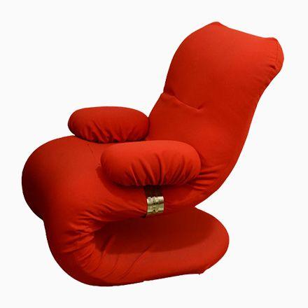 Die besten 25+ Sessel rot Ideen auf Pinterest Orange wandfarben - podest mit sessel