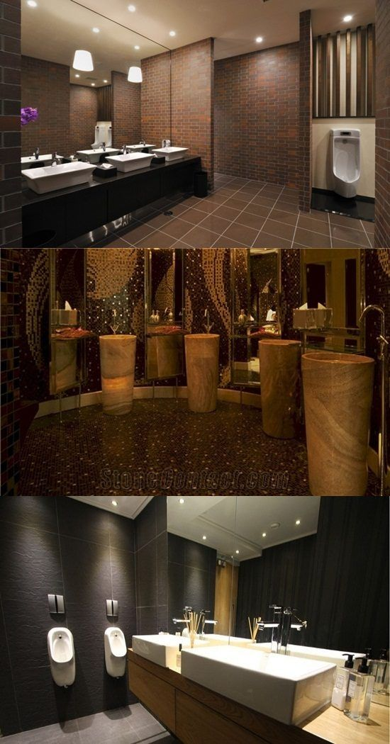 Commercial Bathroom Design   Interior Design   Have You Ever Entered A  Bathroom Of A Luxurious Hotel, Resort Or Spa And Were Impressed By Its  Captivating ...